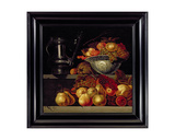 Still Life with Fruit  1627