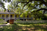 Laura' Historic Antebellum Creole Plantation House  Louisiana  USA