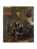 Interior Scene  C1660-70