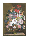 Still Life with Flowers  18th Century