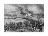 The Rear-Guard: General Custer's Division Retiring from Mount Jackson  October 7th 1864 …
