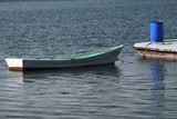 Rowboat at Pott's Point  South Harpswell  Maine  USA