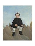 Boy on the Rocks  1895-97