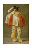 A Portrait of a Cavalier