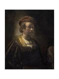 Portrait of Rembrandt  1650