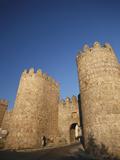 Avila City Wall  Spain
