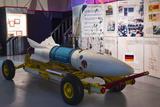 USAF AIR-2A Genie  Air and Space Museum  Rapid City  South Dakota  USA