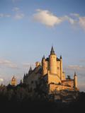 Alcazar  Segovia  Spain