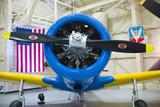 Vultee BT-13 Valiant  WW2-Era Training Aircraft  South Dakota  USA