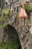 Lantern and Citadel  Corte  Corsica  France