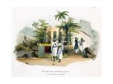 Litter Bearers  1827-35