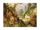 Orpheus Charming the Animals  C1618