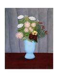 Garden Flowers; Fleurs De Jardin  C1909-10