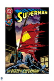 "Superman: Superman No 2 ""The Death of Superman!"" (Color)"