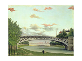 The Bridge at Charenton  France