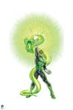 Green Lantern: Green Lantern with Snake