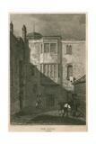 The Savoy Prison  London