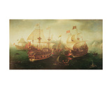 Naval Battle  1605