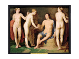 The Judgement of Paris  1624