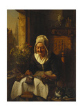 The Lace Maker  1844