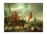 The Meet  Melton Mowbray  1829