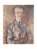 Portrait of the Marquis Robert De Montesquiou-Fezensac  1910