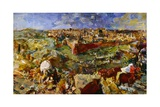 View of Jerusalem  1929-30