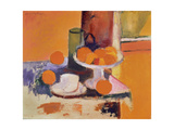 Still Life with Oranges II  1899