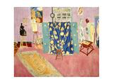 The Pink Studio, 1911 Giclée par Henri Matisse