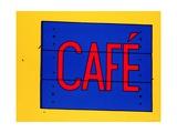 Cafe Sign  1968