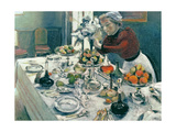 The Dinner Table  1896-97
