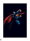 Superman: Superman with Black Background