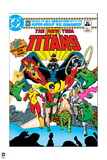 Justice League: the New Teen Titans No 1 (Color)