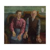 The Artist's Parents II  1924
