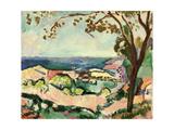 Collioure Landscape  1906