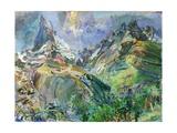 Matterhorn I  1947