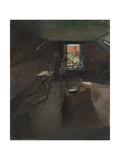 Studio under the Eaves  c1903
