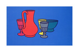 Coloured Still Life  1967