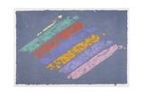 Diagonal Stripes VI 22  1978