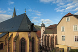 Evangelische Stiftskirche and St Killian's Chapel  Wertheim  Germany