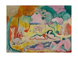 The Joy of Life, 1905-06 Giclée par Henri Matisse