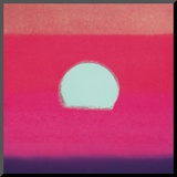 Sunset  c1972 40/40 (fuchsia)