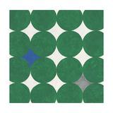 Polka Dot Emerald