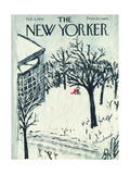 The New Yorker Cover - February 4  1956