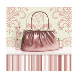 Coral Pink Purse 2