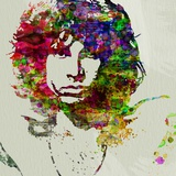 Jim Morrison Watercolor