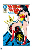 Wonder Woman: Wonder Woman Comic Cover - Standing Proud