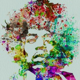 Hendrix Watercolor