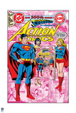 Superman: Superman's Action Comics Cover - the Big 500th Issue