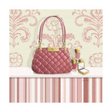 Coral Pink Purse 1